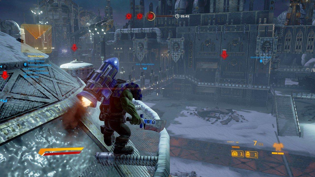 Warhammer 40.000 Eternal Crusade immagine PC PS4 Xbox One 06