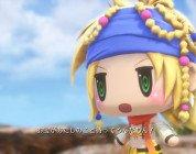 World of Final Fantasy: diamo un primo sguardo a Rikku