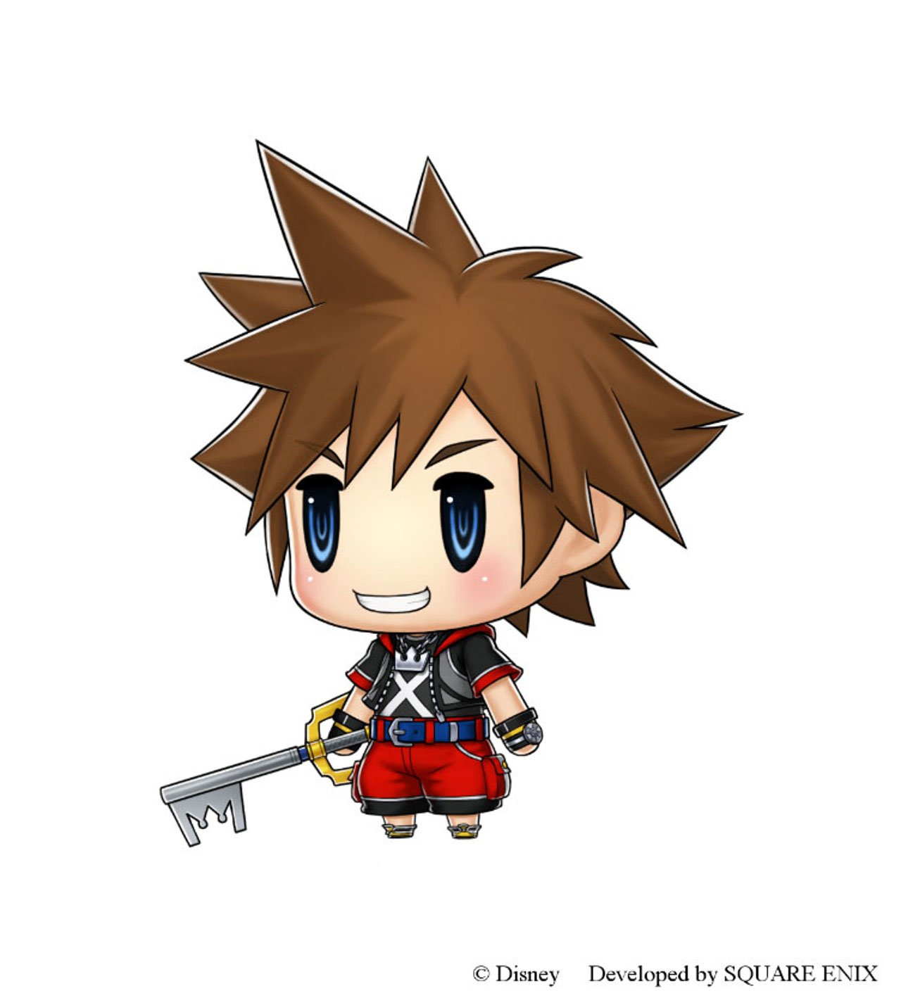 World of Final Fantasy: Sora di Kingdom Hearts sarà un DLC gratuito
