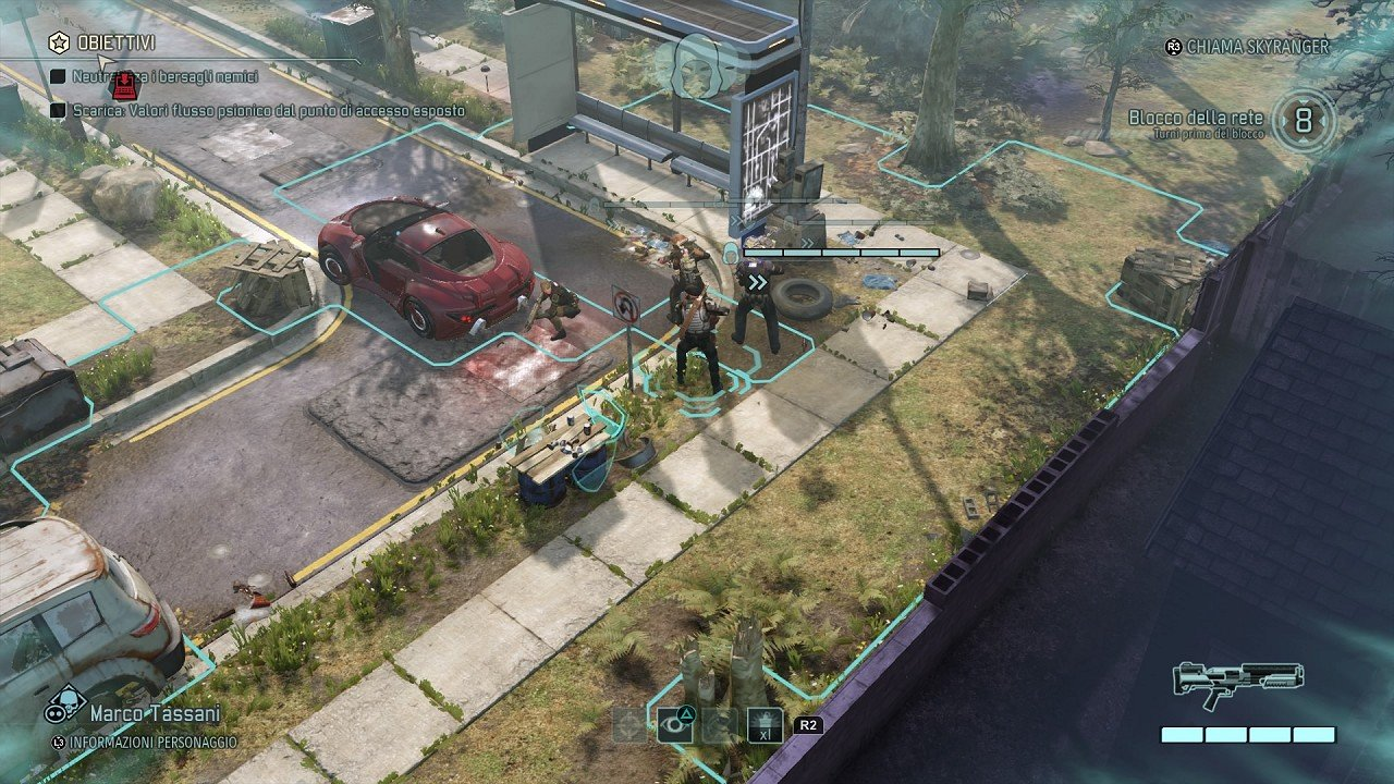 XCOM 2 immagine PS4 06