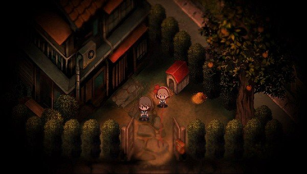 Yomawari Night Alone immagine PC PS Vita 07