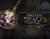 Animali Fantastici Misteri dal Magico Mondo disponibile per iOS e Android