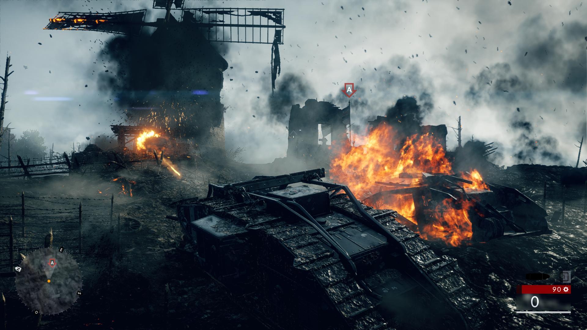 Battlefield 1 è in prima posizione nelle classifiche italiane