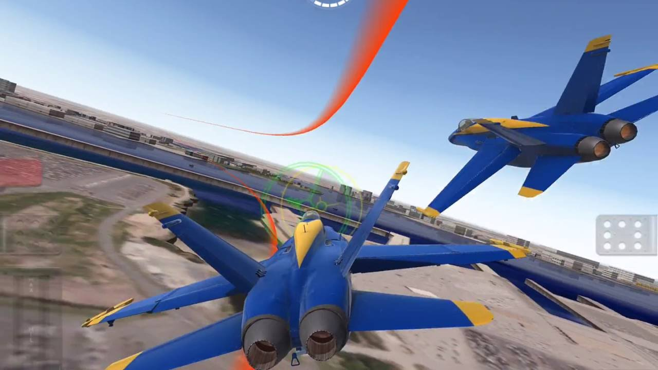 "Rortos annuncia ""Blue Angels: Ready, Break!"" per PC Windows"