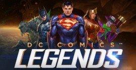 DC Legends disponibile da oggi per dispositivi iOS e Android