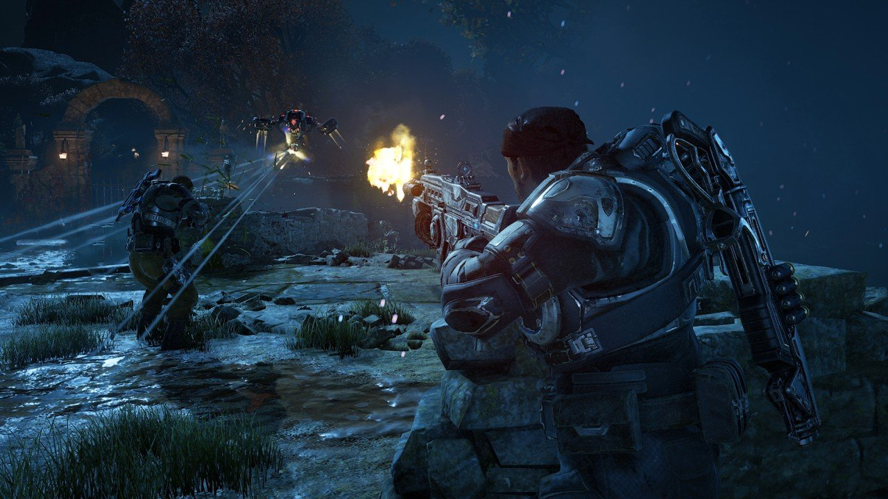 Gears of War 4 disponibile da oggi su Xbox One e PC