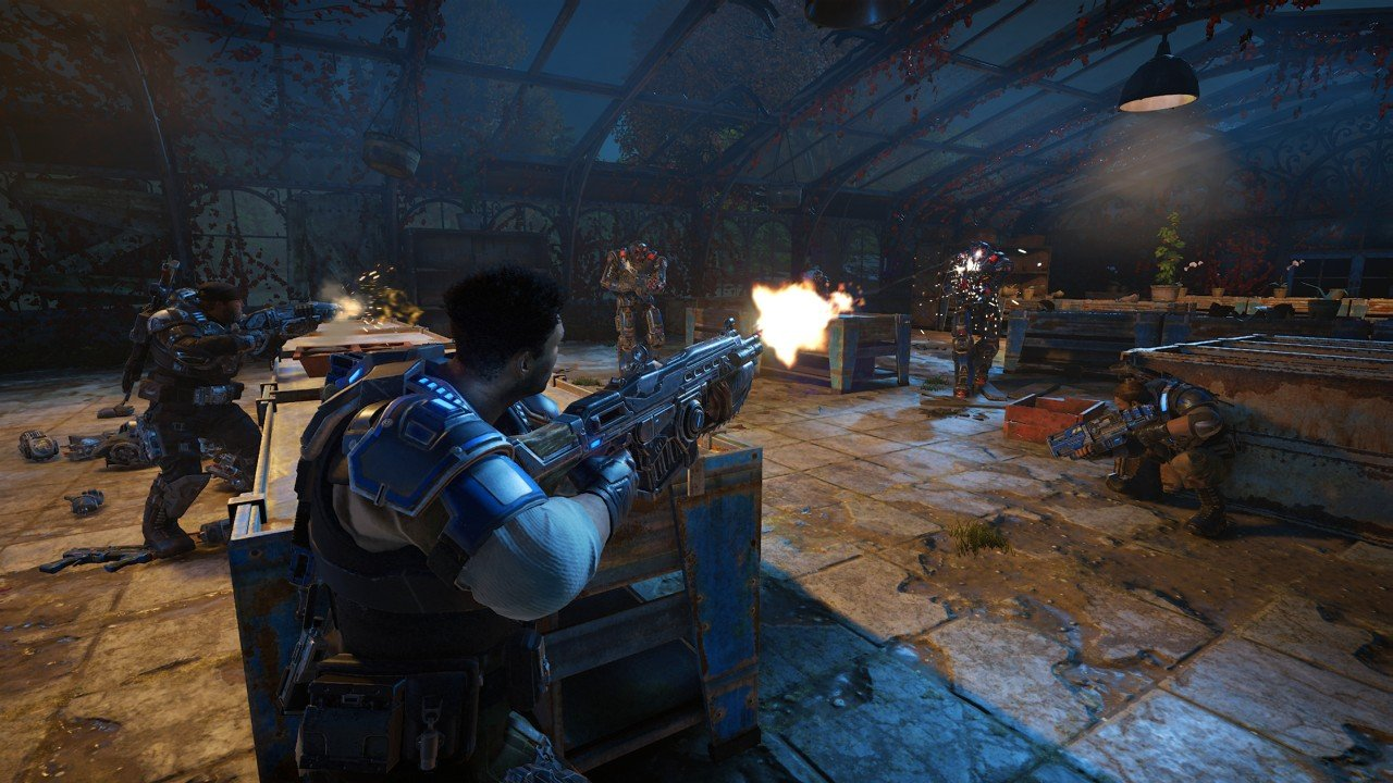 gears of war 4 recensione pc xbox one
