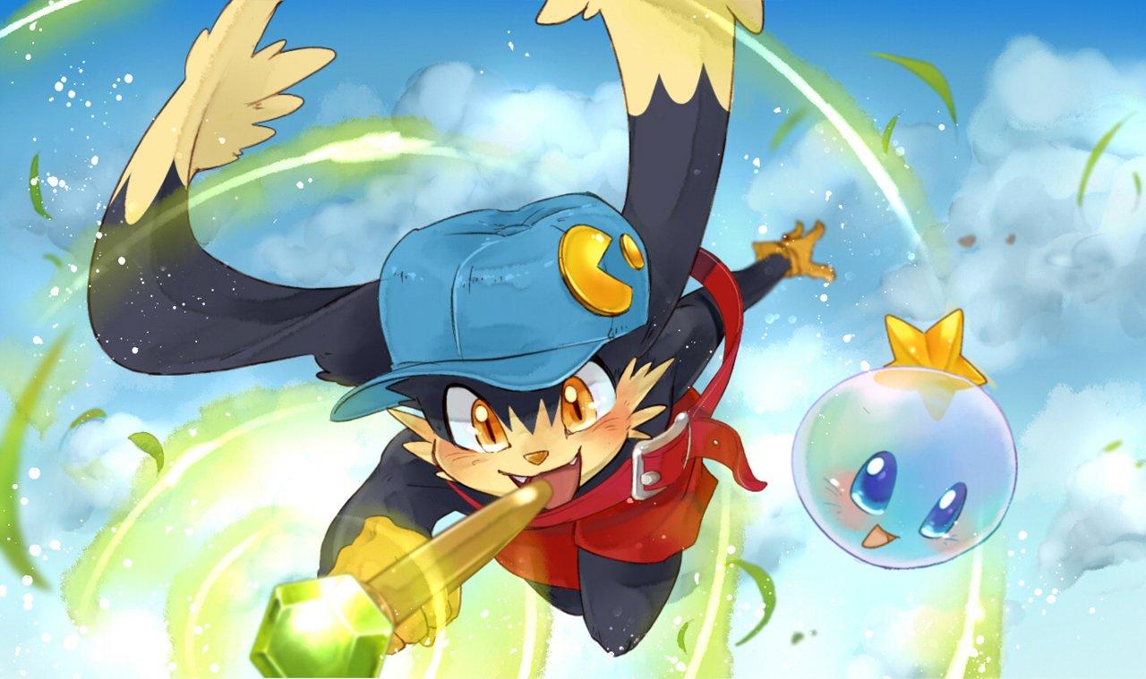 Henshin è al lavoro su un lungometraggio animato di Klonoa