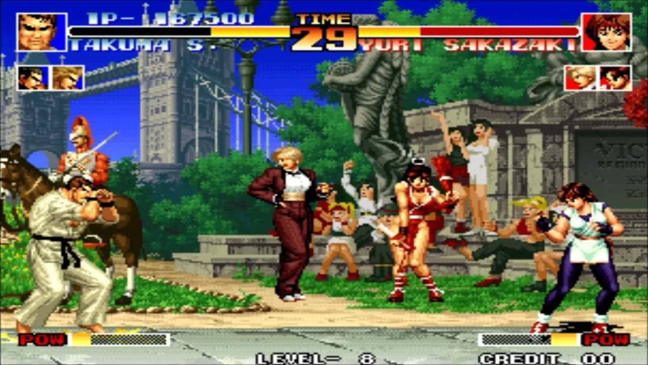 The King of Fighters '94 per PS4 arriverà anche in occidente
