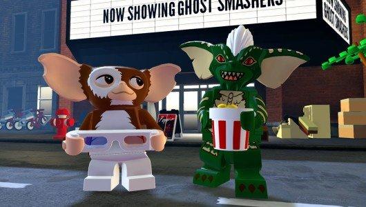 LEGO Dimensions: un nuovo trailer ci presenta i Gremlins