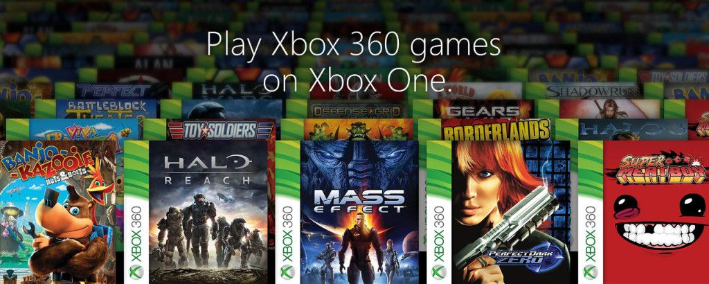 Xbox One retrocompatibilità