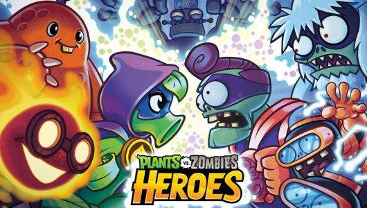 Plants vs Zombies Heroes è disponibile da oggi su iOS e Android