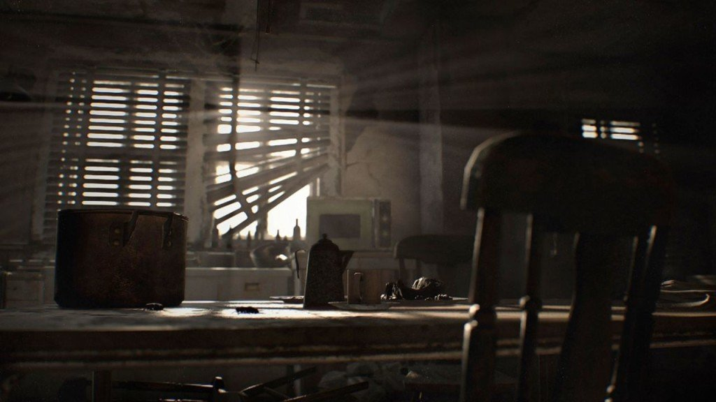 Resident Evil 7 demo beginning hour steam