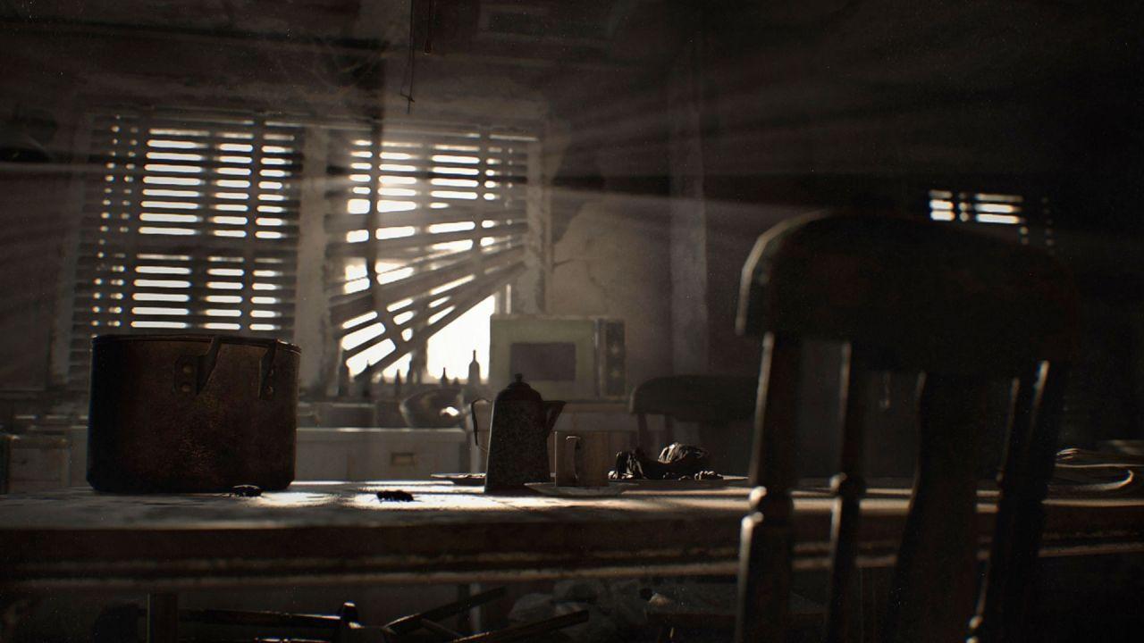 """Resident Evil 7: la demo """"Kitchen"""" è ora disponibile per PlayStation VR"""