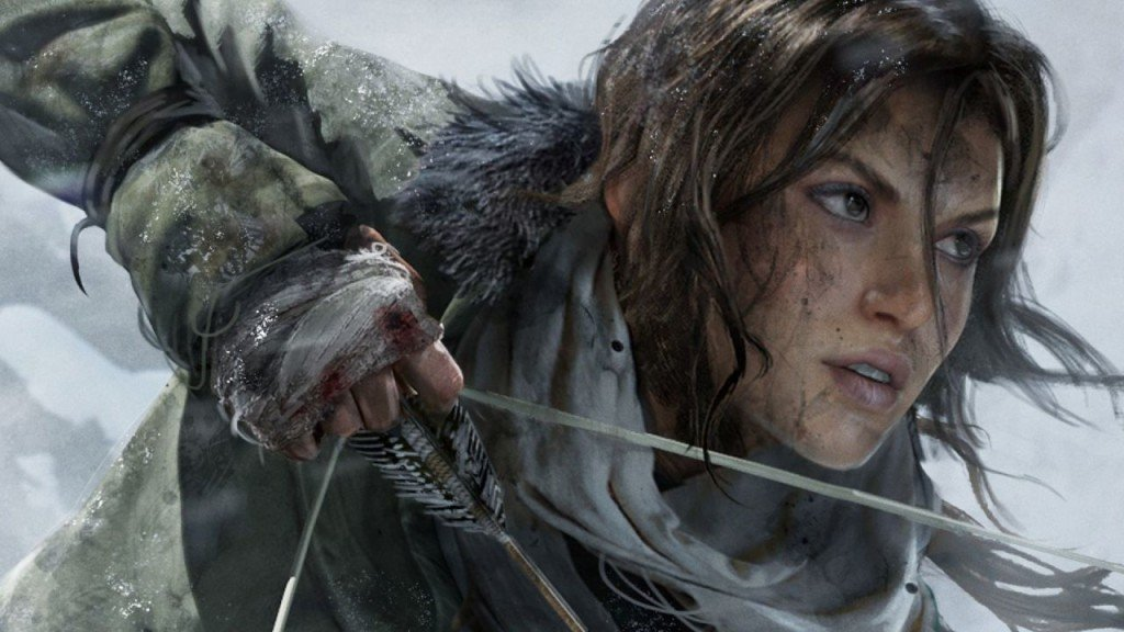 rise of the tomb raider direttore creativo
