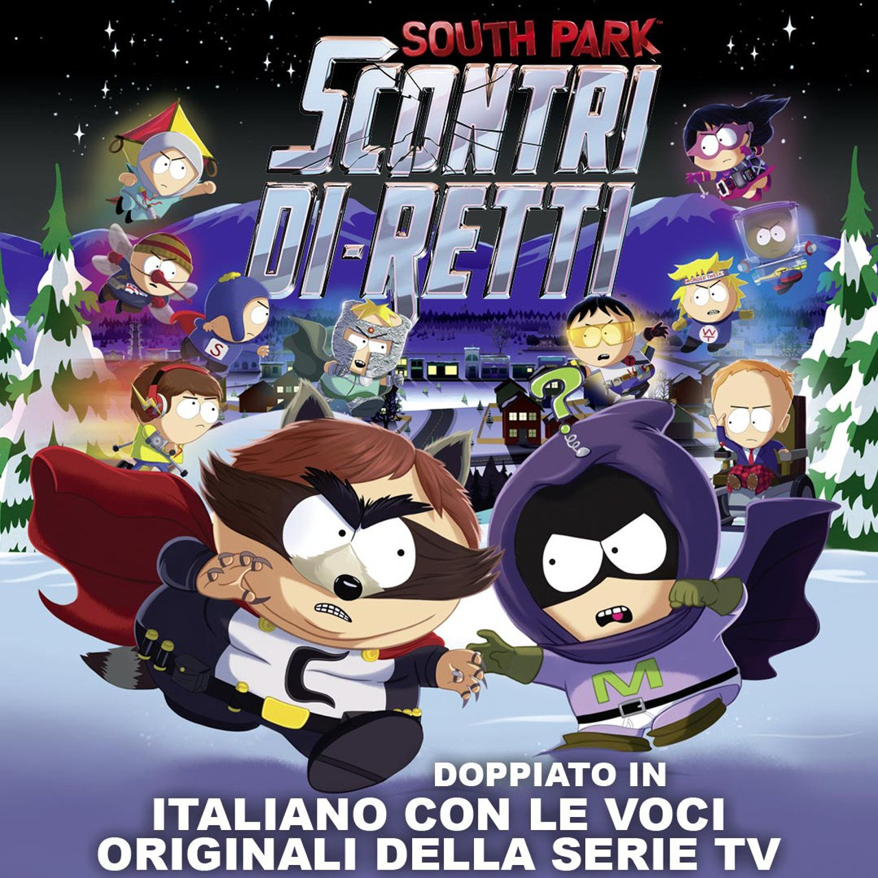South Park Scontri Di-Retti sarà interamente localizzato in italiano
