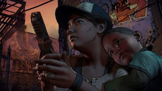 The Walking Dead A new Frontier trailer