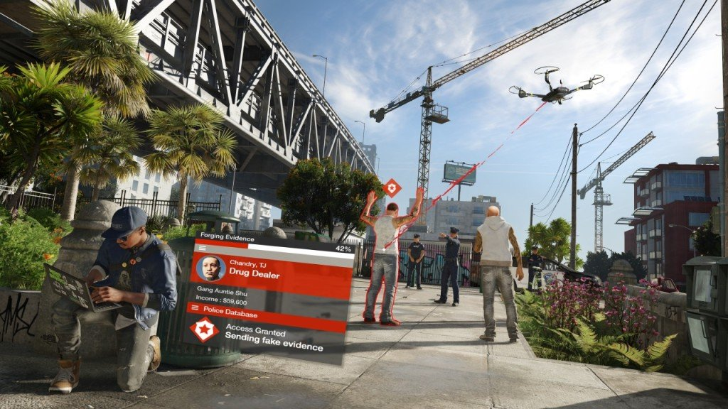 watch dogs 2 vendite