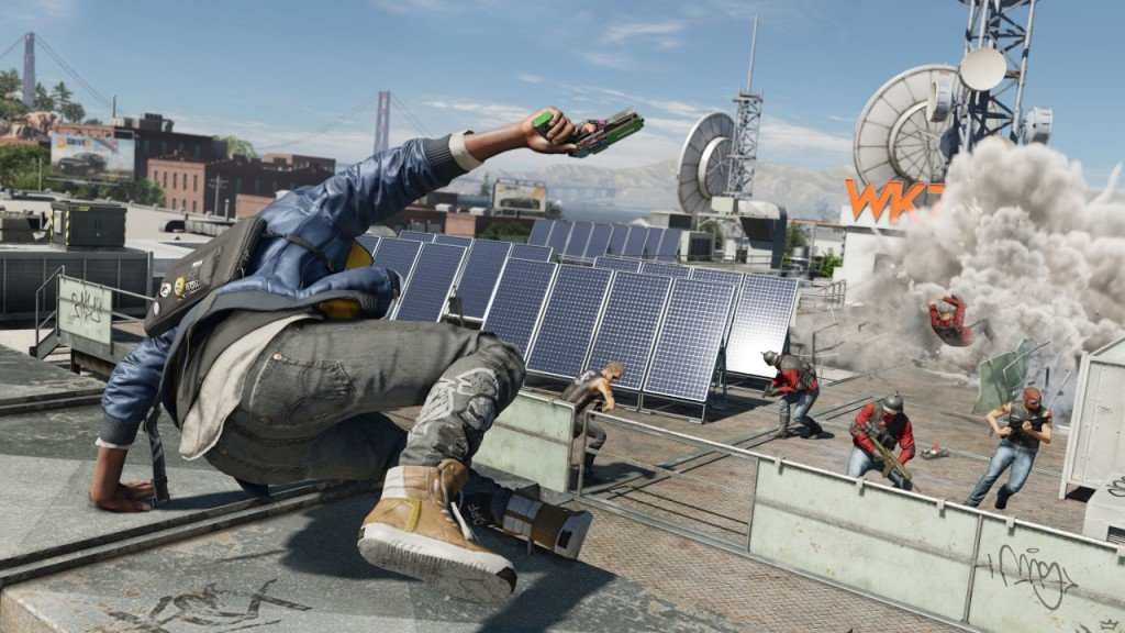 watch dogs 2 multiplayer dinamico