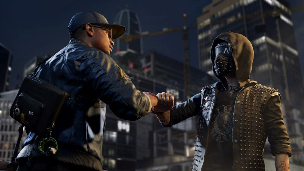 watch dogs 2 streaming rami malek