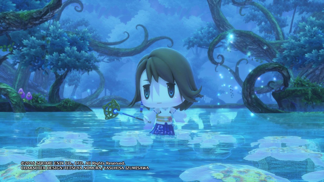 world of final fantasy recensione ps4 ps vita
