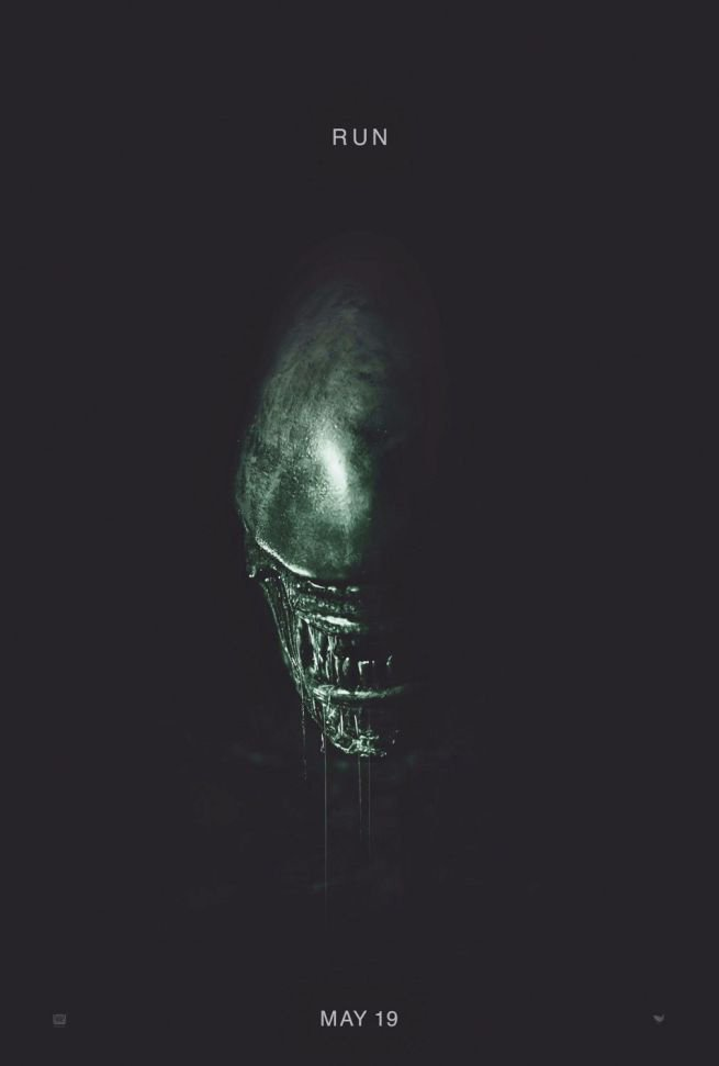 Alien Covenant Poster data uscita