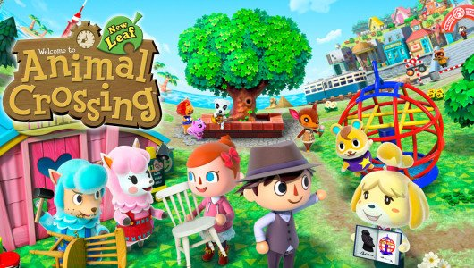 "Animal Crossing New Leaf: disponibile oggi l'update ""Welcome amiibo"""