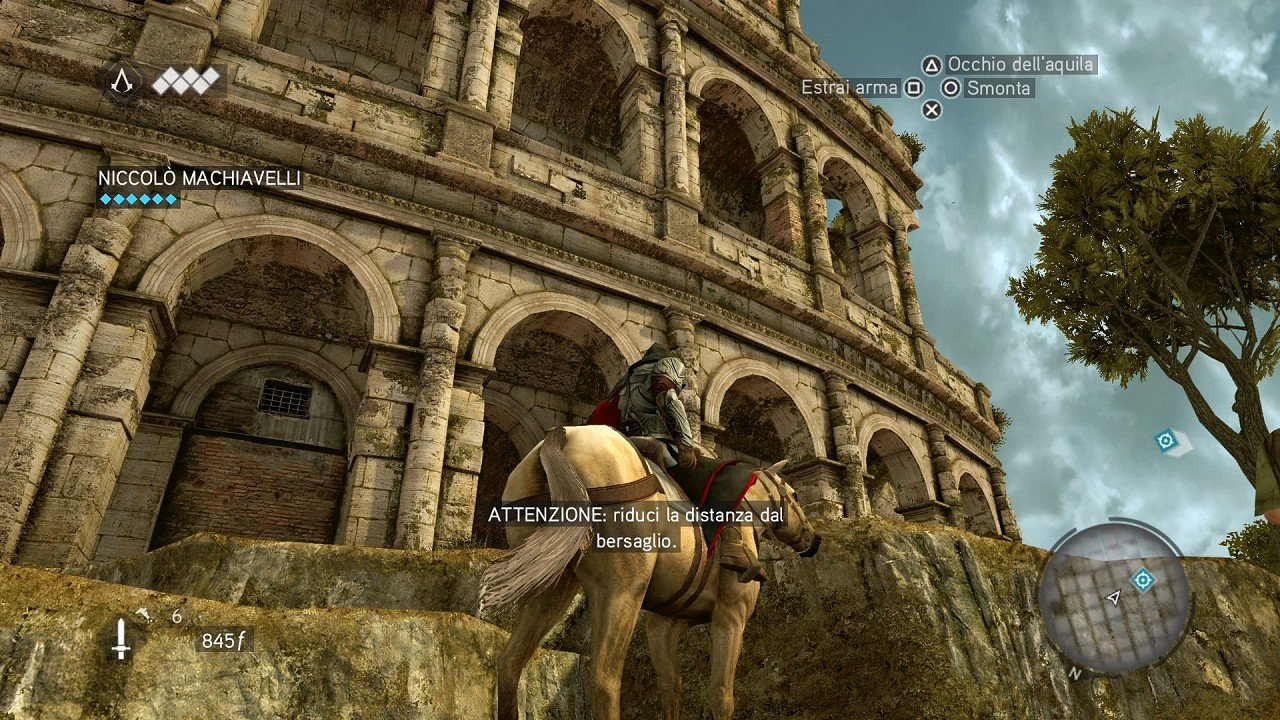 Assassin's Creed The Ezio Collection immagine PC PS4 Xbox One 04