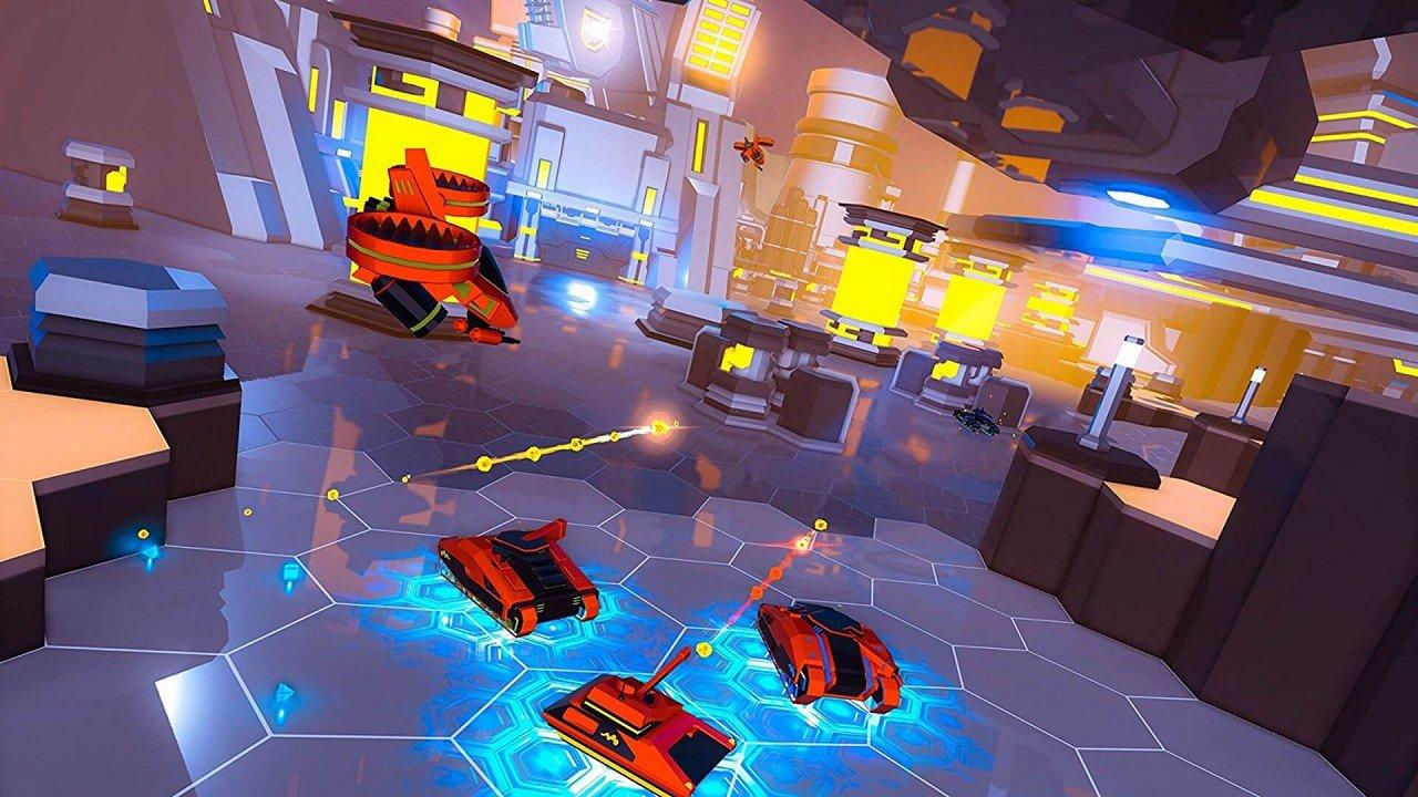Battlezone VR immagine PS4 03