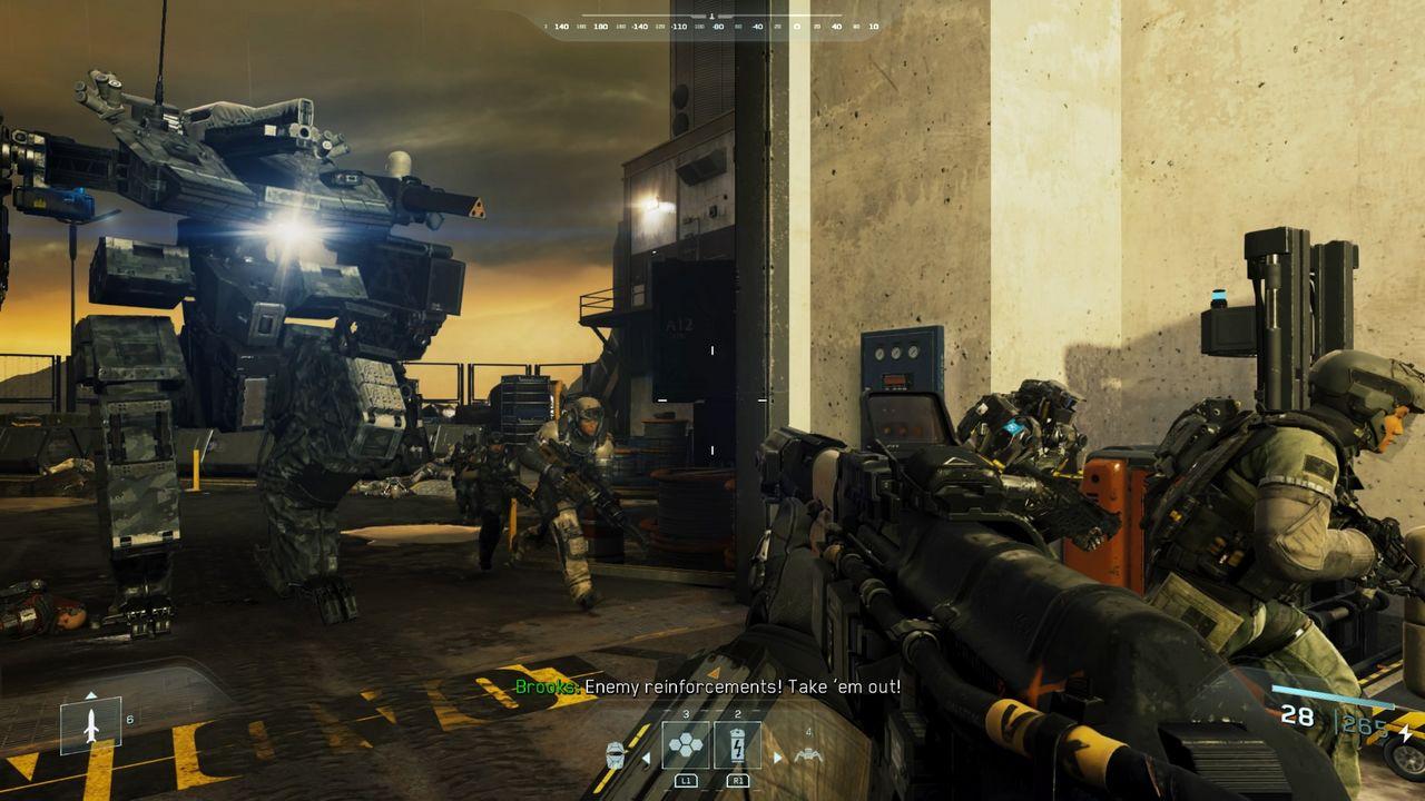 Call of Duty Infinite Warfare è in testa alle classifiche italiane