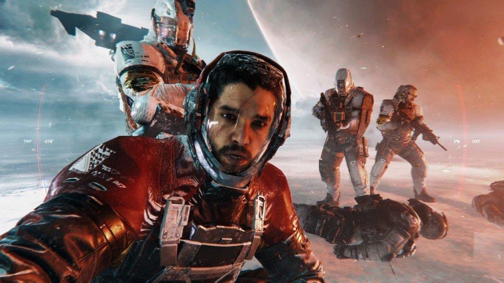 Call of Duty Infinite Warfare classifica uk