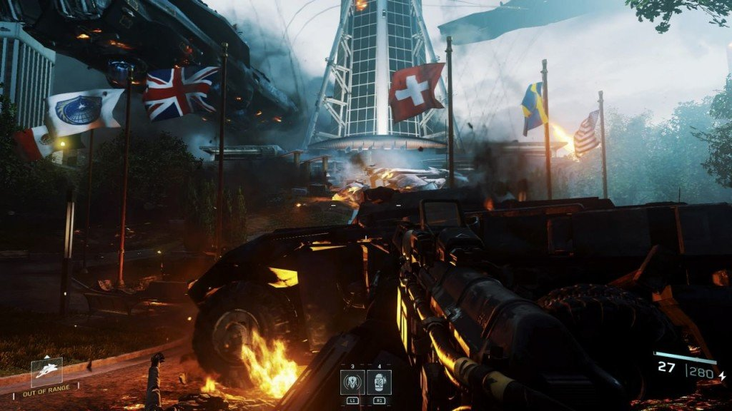 Call of Duty Infinite Warfare windows store