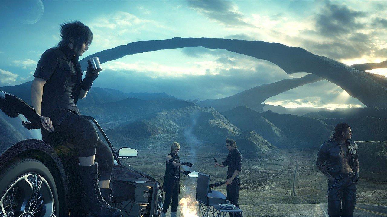 Come ti vendo Final Fantasy XV Editoriale 01