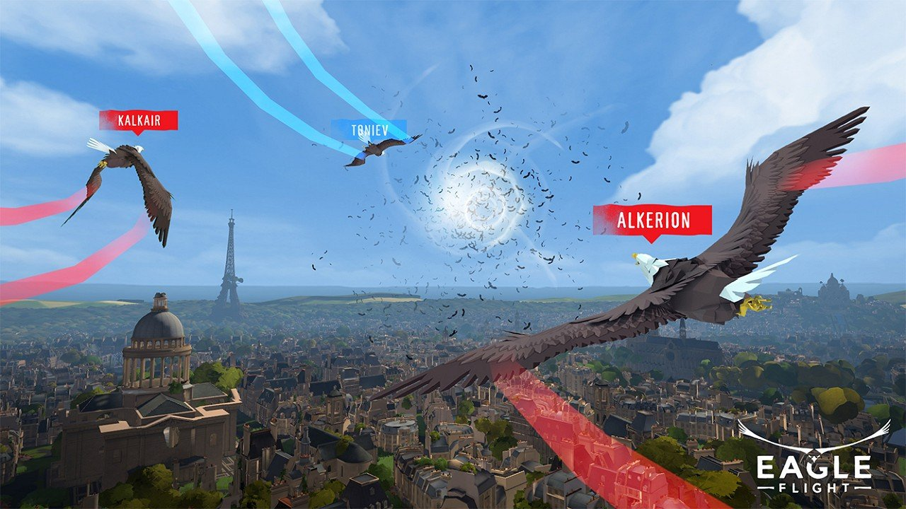 Eagle Flight VR immagine PS4 05