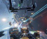 Eve Valkyrie VR immagine PS4 Hub piccola