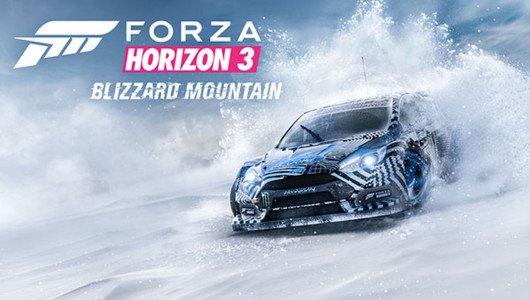 """Forza Horizon 3: annunciata l'espansione """"Blizzard Mountain"""""""
