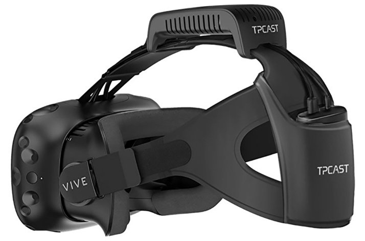 HTC Vive adattatore wireless
