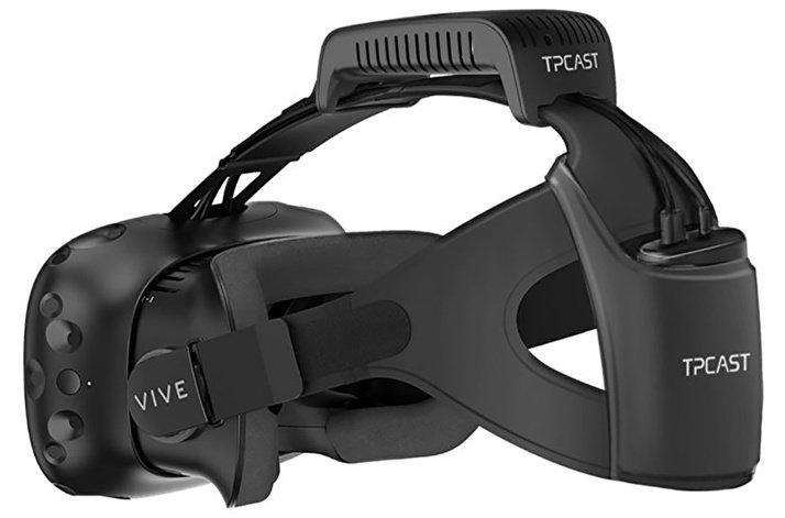HTC Vive adattatore wireless