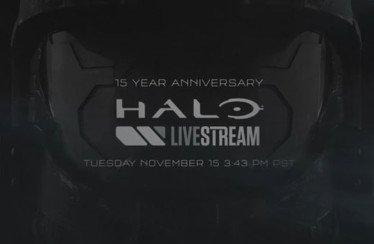 Microsoft ha fissato uno live stream dedicato all'anniversario di Halo
