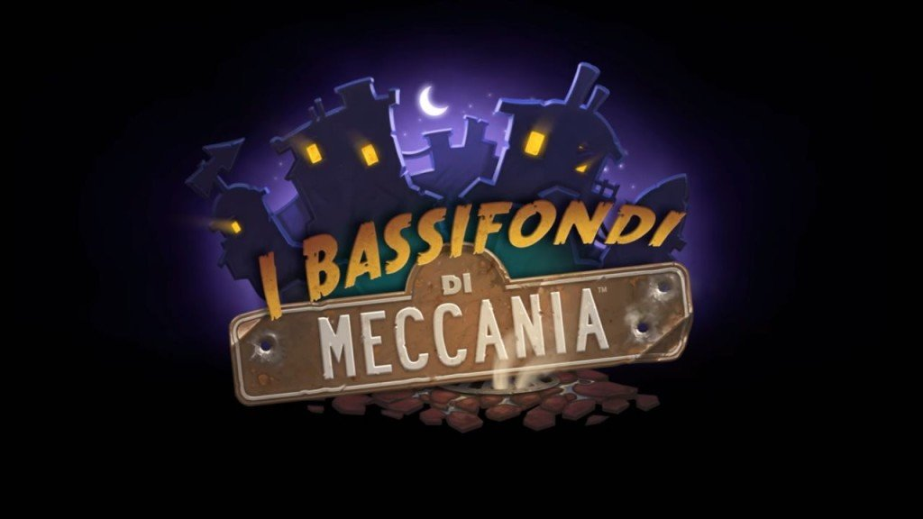 Hearthstone I Bassifondi di Meccania data uscita