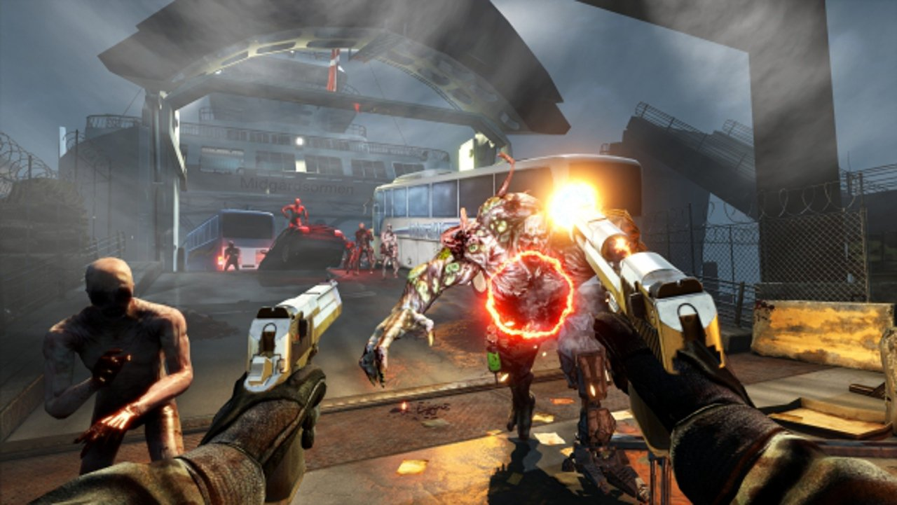 Killing Floor 2 è in Gold su PS4