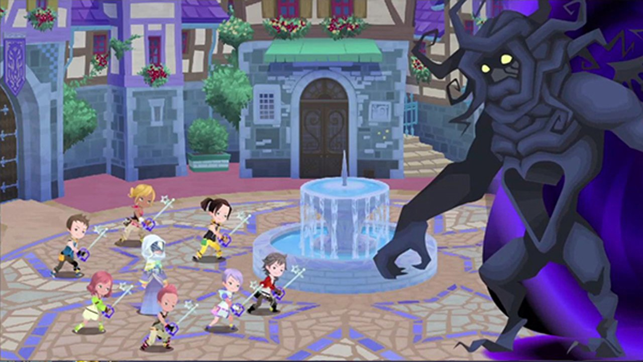 Kingdom Hearts Unchained Chi ha raggiunto i cinque milioni di download