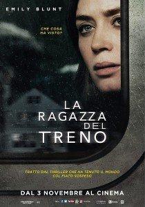 La ragazza del treno immagine Cinema locandina