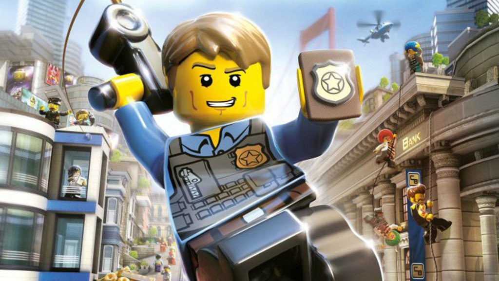 Lego City Undercover PC PS4 Switch Xbox One