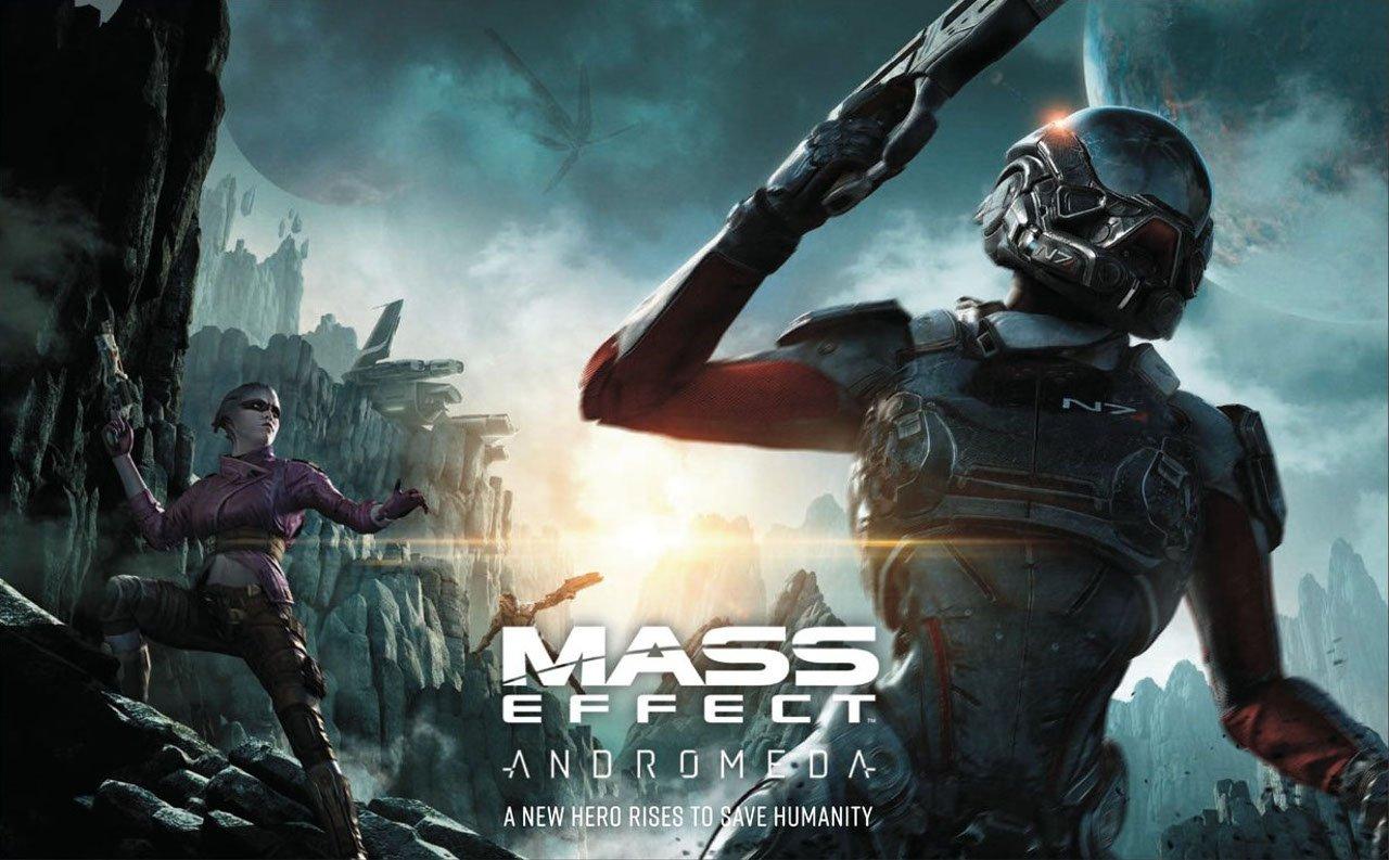 Mass Effect Andromeda sarà sulla cover di dicembre di Game Informer