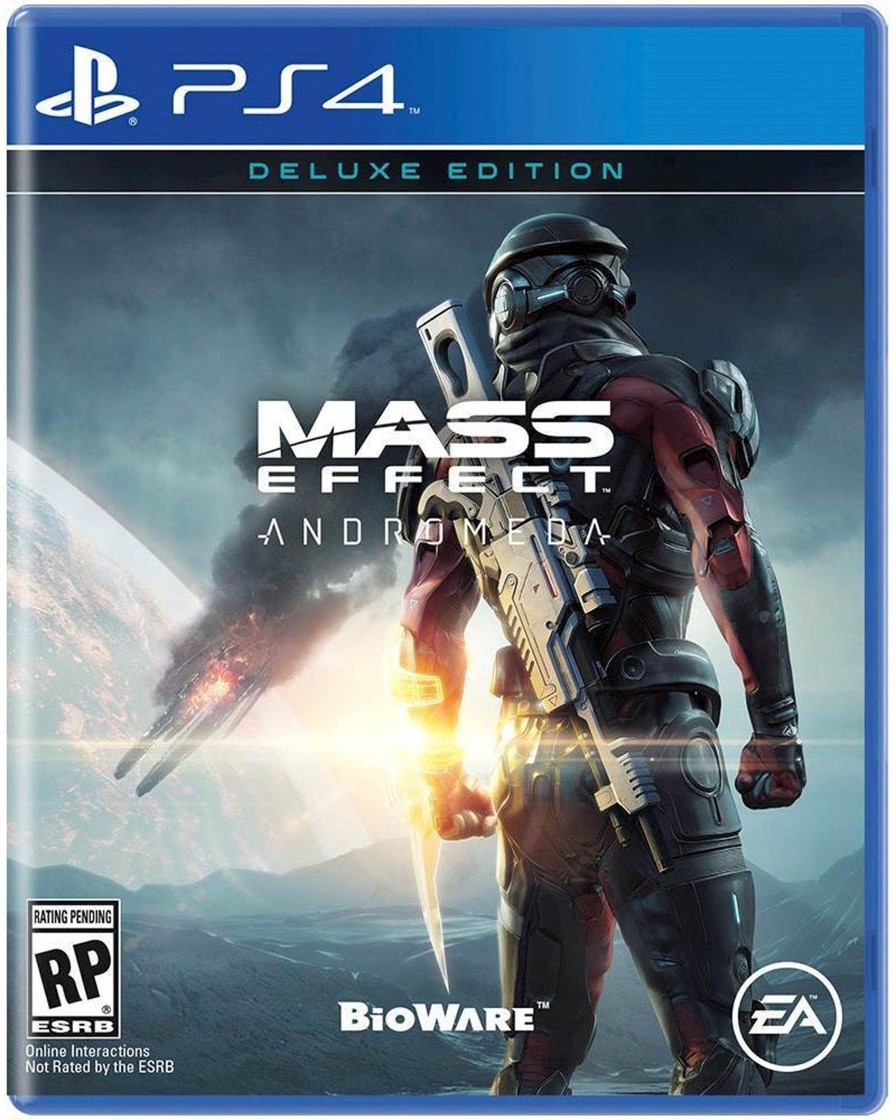 Mass Effect Andromeda: trapelata la Deluxe Edition, svelati nuovi dettagli