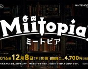 Miitopia uscirà l'8 dicembre in Giappone, un Direct fissato per novembre