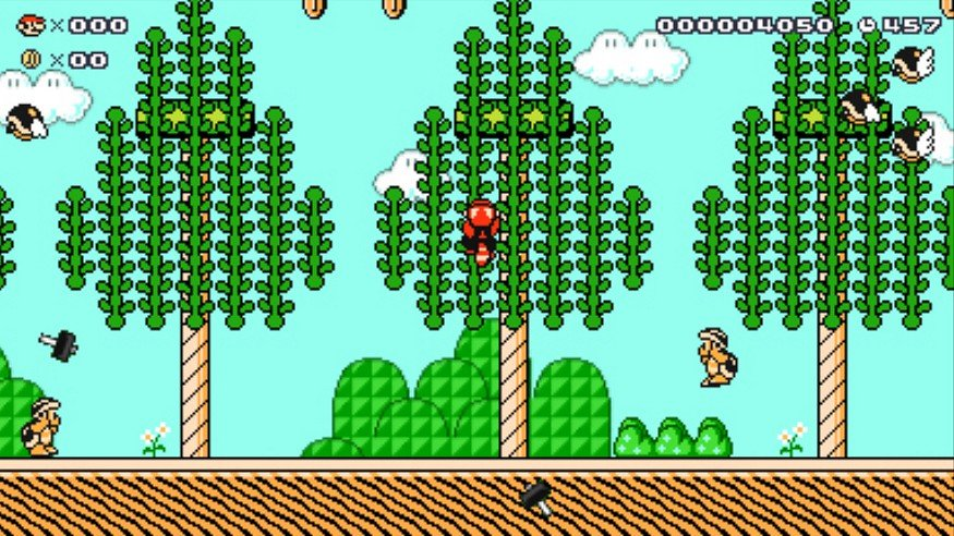 New Super Mario Maker immagine 3DS 04