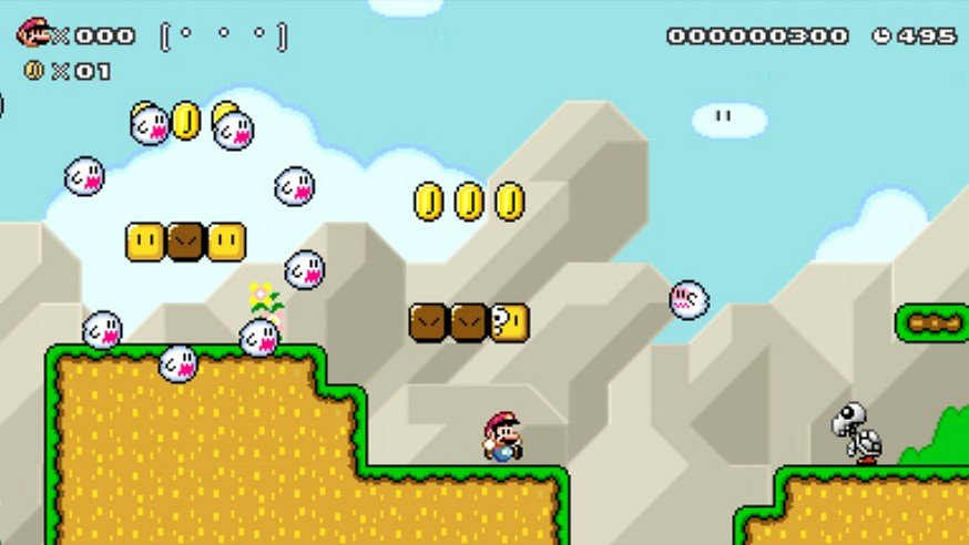 New Super Mario Maker immagine 3DS 05