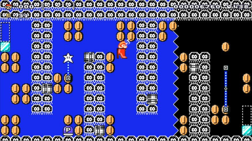New Super Mario Maker immagine 3DS 06